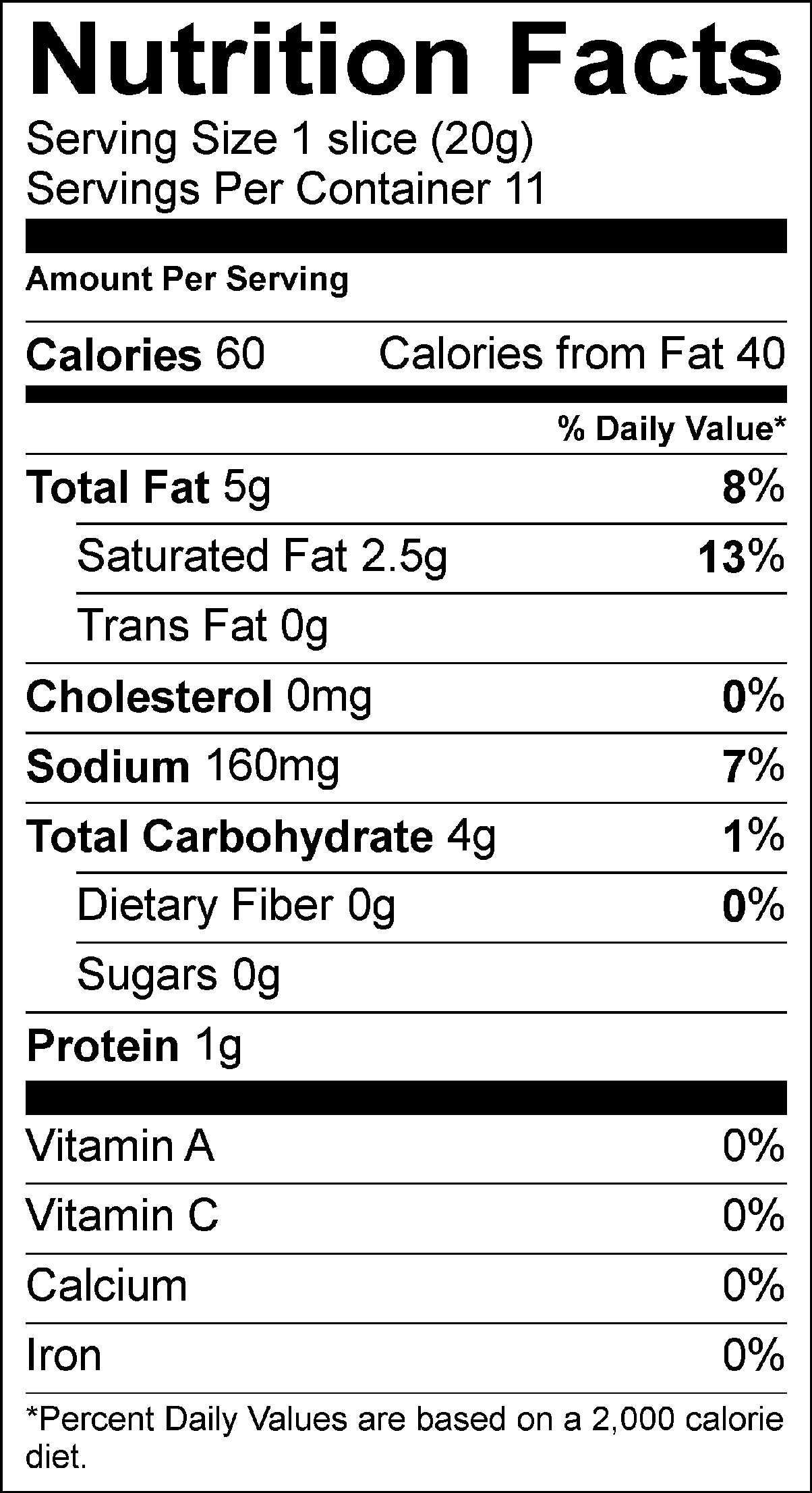 how many calories in cheddar cheese